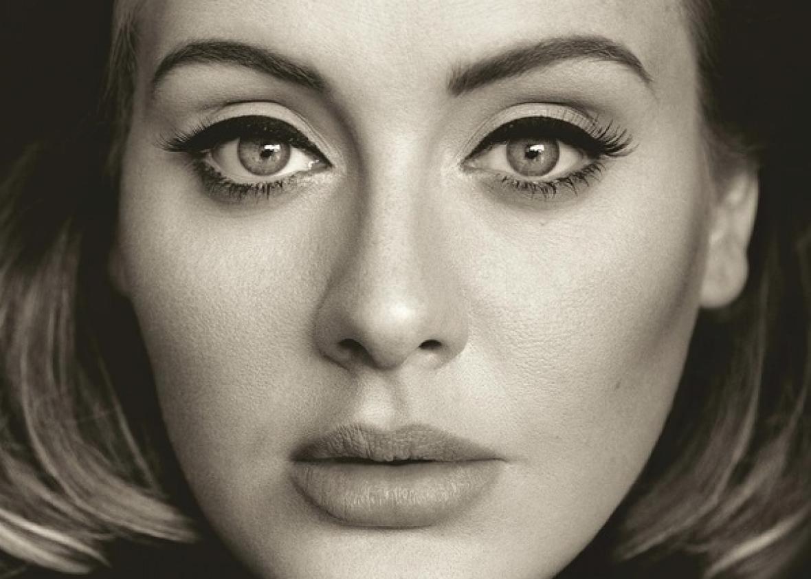 Album '25' của Adele bị rò rỉ tràn lan trên mạng