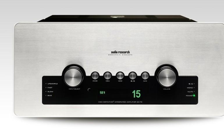 Audio Research ra mắt ampli tích hợp Gsi75