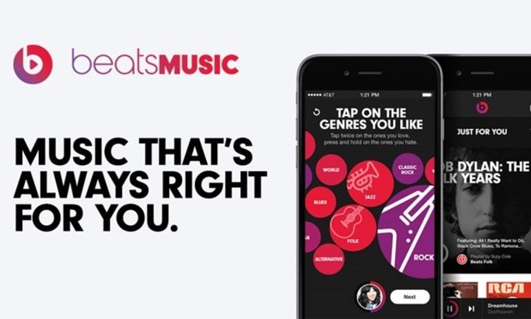 Apple đóng cửa dịch vụ Beats Music từ cuối tháng này
