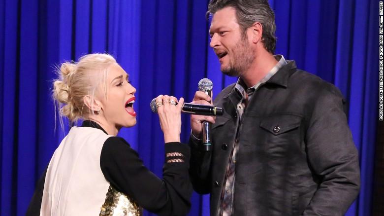 Blake Shelton và Gwen Stefani – Tình bạn, tình đồng nghiệp, tình yêu