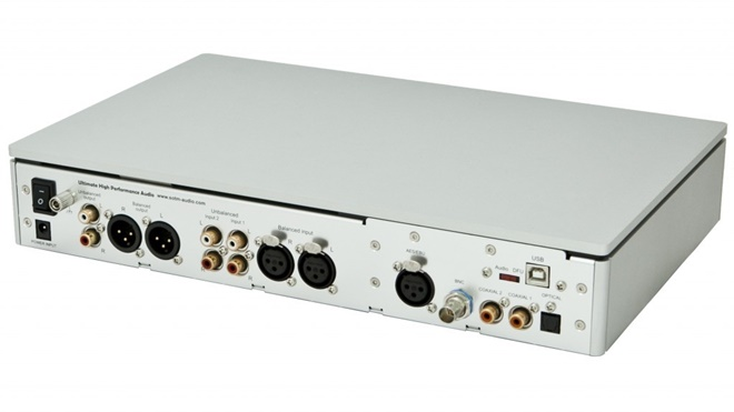 SOtM giới thiệu DAC kiêm pre-amp sDP-1000EX