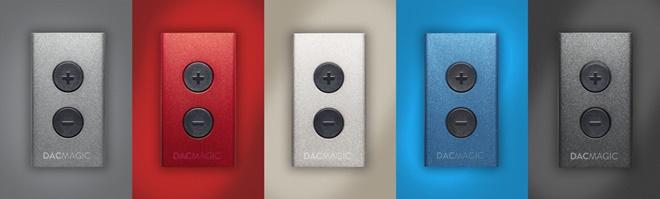 Cambridge giới thiệu 4 màu mới cho DACMagic XS