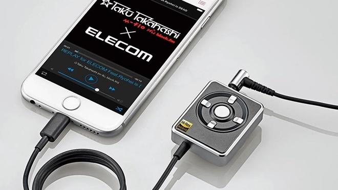 Logitech LHP-CHR192 – giải pháp phát nhạc 24/192 cho iPhone/iPad