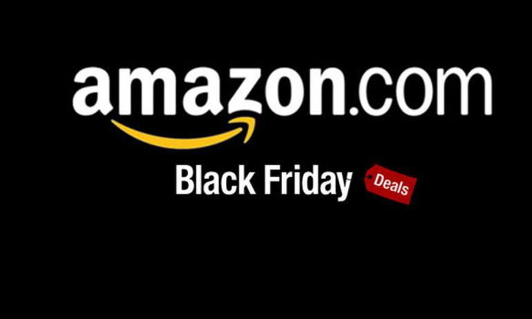 Amazon khởi động tháng giảm giá Black Friday