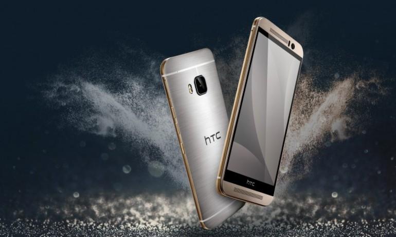 """HTC ra mắt One M9s: Lại một thiết bị """"ăn theo"""" flagship One M9"""