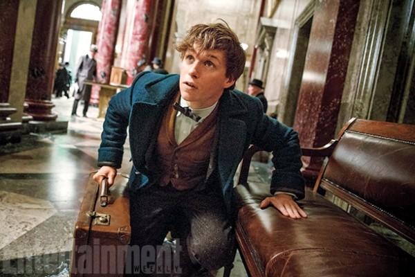 Hé lộ những hình ảnh đầu tiên của 'Harry Potter' spin-off