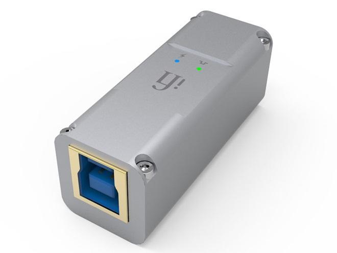 iFi Audio ra mắt iPurifier 2, re-clock và khử nhiễu cho đường USB
