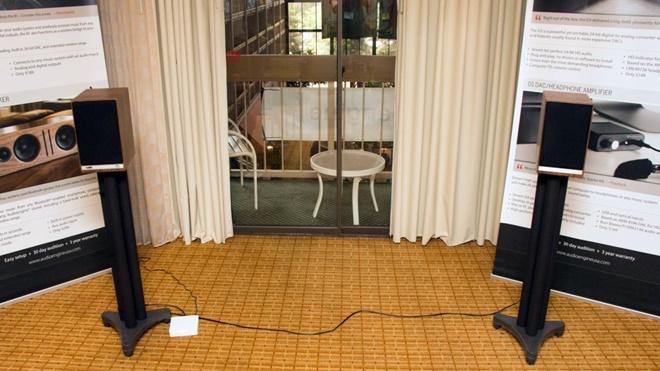 Audioengine ra mắt dòng loa HD6, tích hợp sẵn DAC không dây