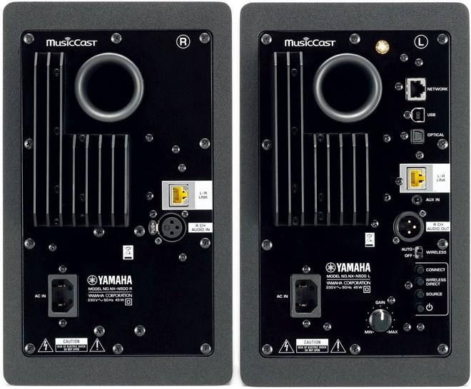 Yamaha ra mắt loa tất cả trong một NX-N500 dựa trên NS-10M