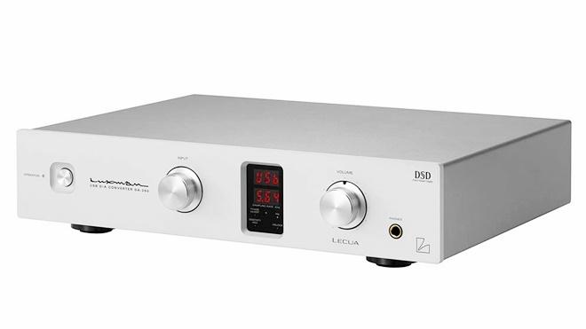 Luxman DA-250 chính thức ra mắt, hỗ trợ DSD 256, giá 30.7 triệu đồng