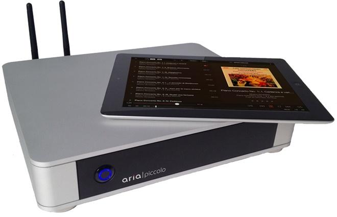 Digibit giới thiệu dòng music server Piccolo thuộc dòng Aria