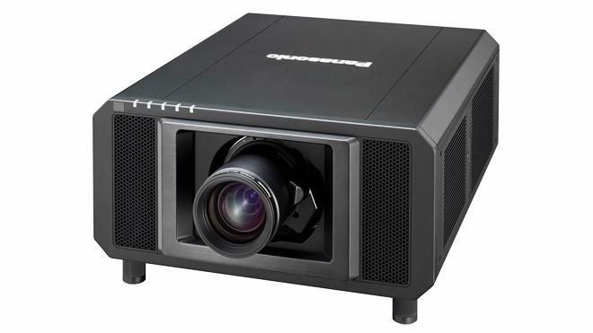 Panasonic PT-RQ13K, máy chiếu laser 4K+ chuyên dụng giá khủng