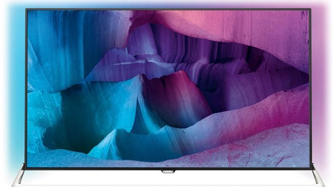 Philips 7600 series 4K TV chính thức ra mắt với 3 kích thước linh hoạt
