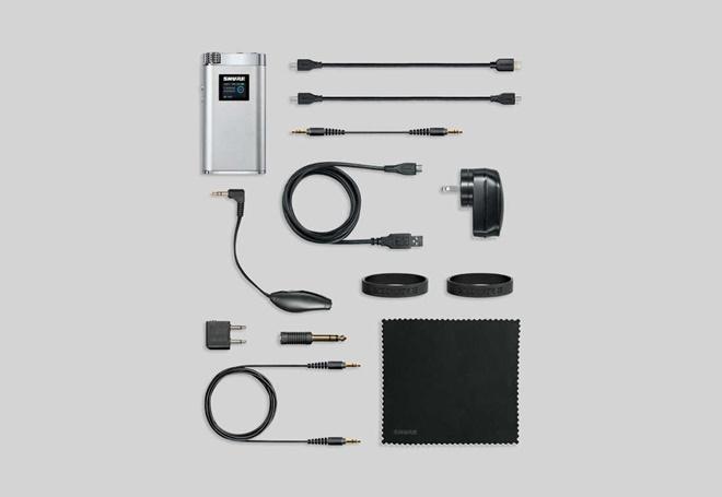 Portable DAC/AMP Shure SHA900 ra mắt chính thức, bán ra 19/11