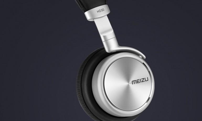 Meizu ra mắt tai nghe HD50: vỏ nhôm, giá hơn 1 triệu