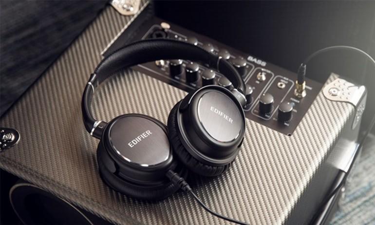 Edifier ra mắt dòng headphone nghe nhạc đầu tiên