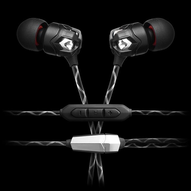 Tai nghe inear V-Moda Zn: trở lại và bền bỉ hơn