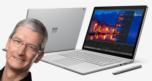 """Tim Cook: """"Với iPad Pro, máy tính Windows sẽ trở nên thừa thãi!"""""""