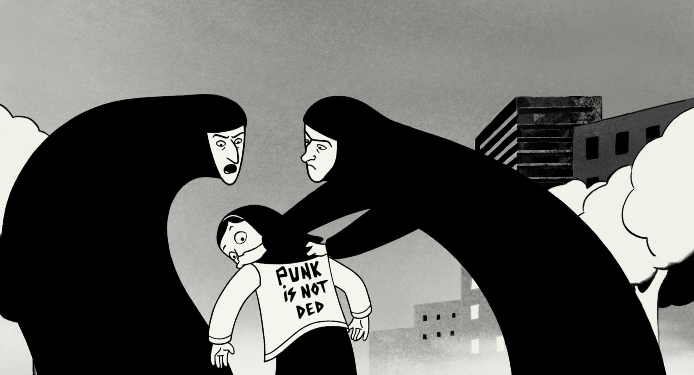 10 bộ phim hoạt hình chỉ người lớn mới hiểu được