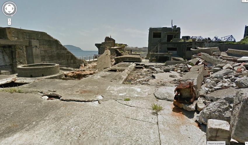 """20 bức ảnh """"quái dị"""" ghi lại bởi Google Maps"""