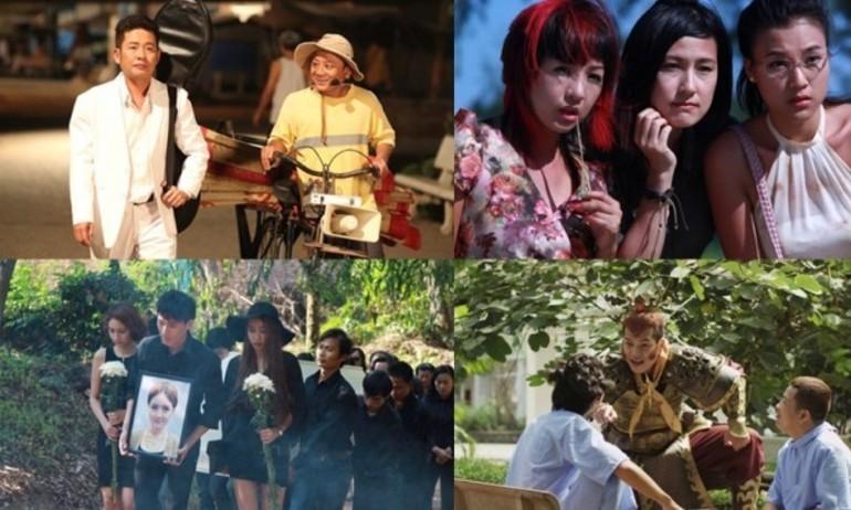 """4 phim Việt """"nhảm"""" nhất 2015"""