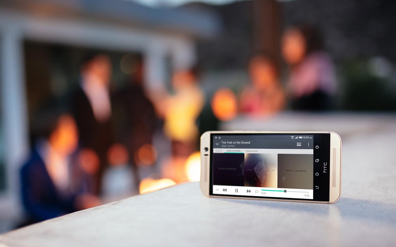 5 chiếc smartphone hoàn hảo cho người mê âm nhạc