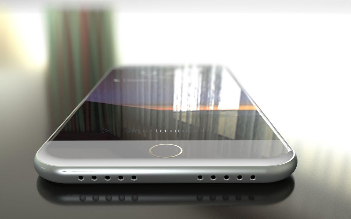Tổng hợp 6 mẫu concept iPhone 7 đẹp như mơ