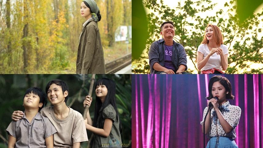 8 phim điện ảnh Việt được khán giả đánh giá cao 2015