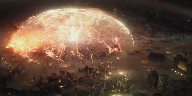 """""""Batman v Superman"""" tiết lộ kẻ hạ gục mọi siêu nhân"""