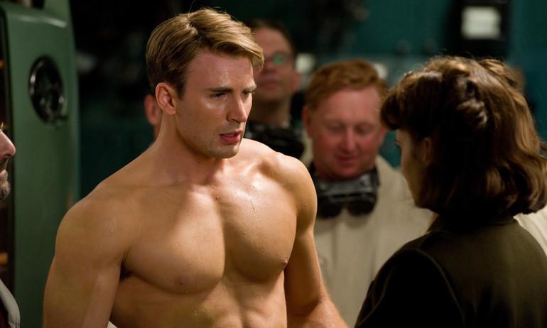 Captain America Chris Evan có giá 4,9 triệu đồng/phút năm 2015