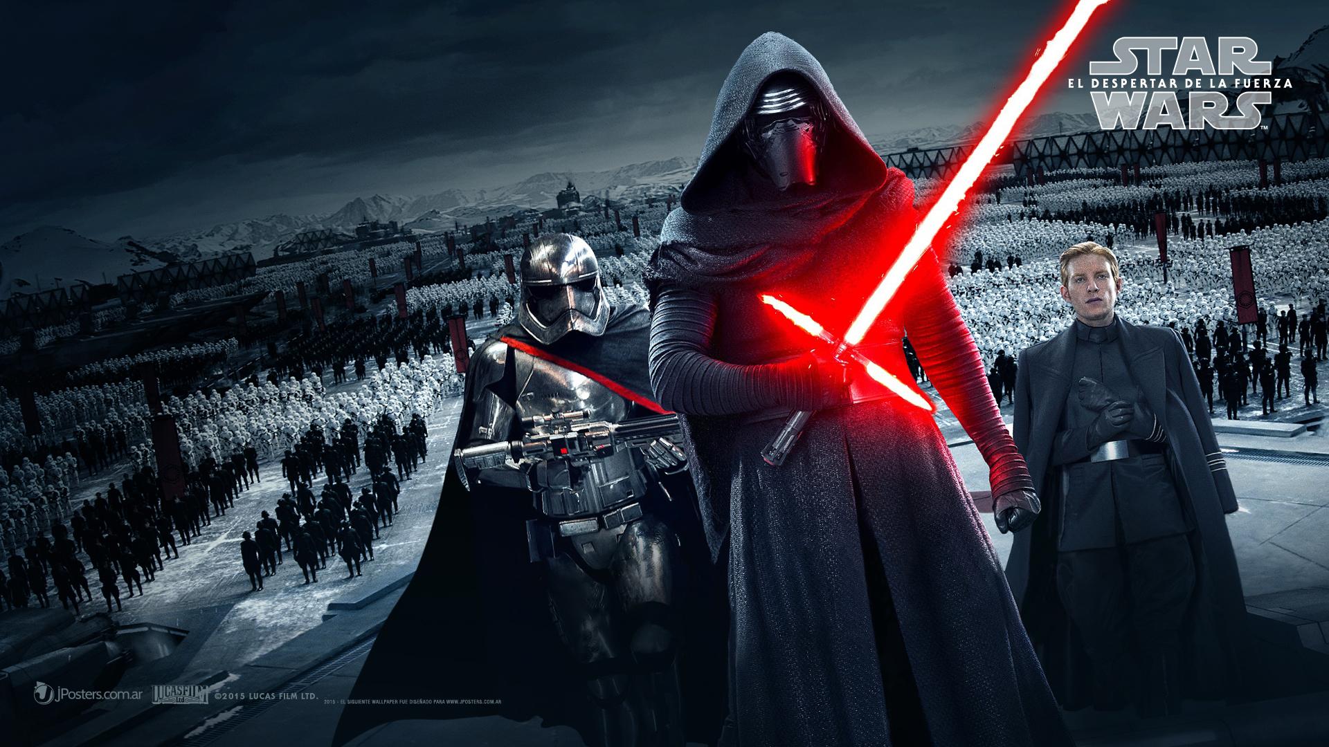 """""""Star Wars 7 phê hơn khi xem bản 3D"""""""