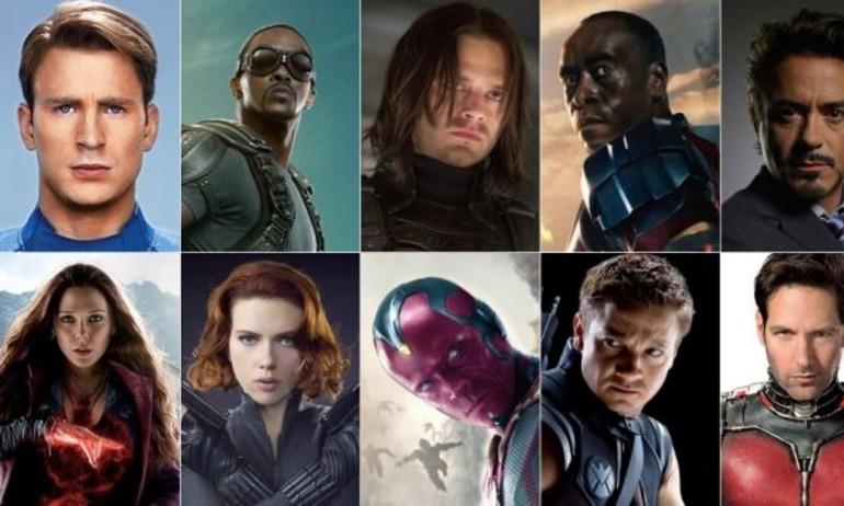 """Đem 15 siêu anh hùng """"Civil War"""" lên bàn cân sức mạnh"""
