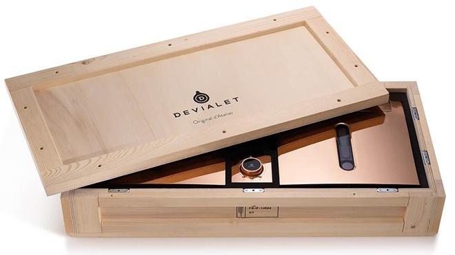 "Devialet giới thiệu bộ ampli ""lấp lánh"" Original D'Atelier Le 900"