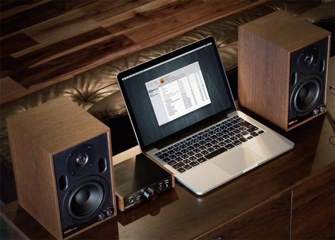 Fostex ra mắt bộ sản phẩm DAC và loa bookshelf dành cho PC