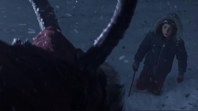 """Giáng Sinh """"đổi gió"""" với phim kinh dị Krampus"""
