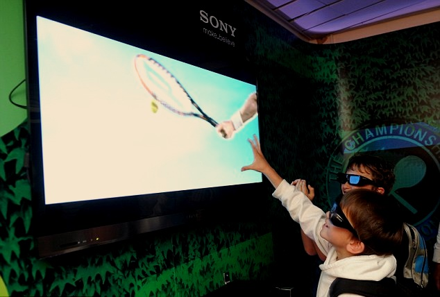 Hình ảnh 3D: phải chăng đã hết thời trên cả TV và smartphone?
