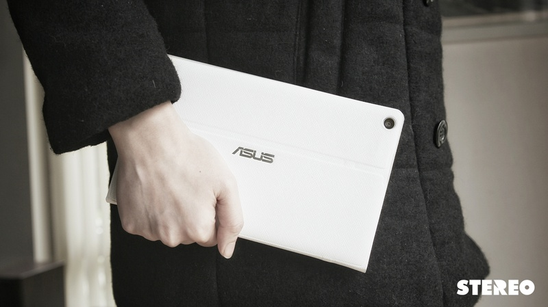Asus Zenpad 8.0 và Audio Cover: Tablet thời trang, phụ kiện độc đáo