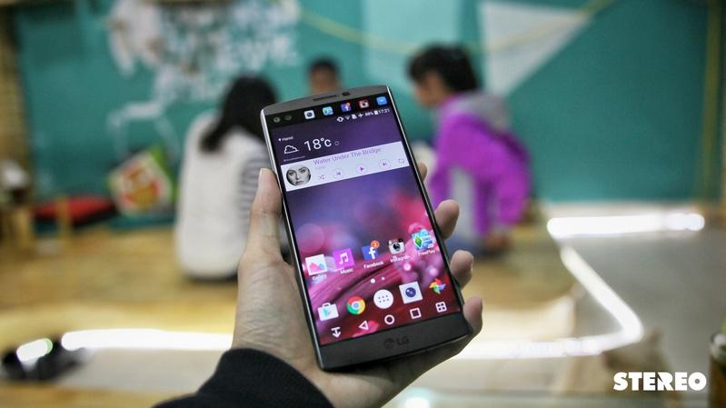 """Đánh giá chi tiết LG V10: Khi """"độc đáo"""" thôi vẫn là chưa đủ"""