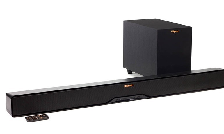 Klipsch ra mắt loa Soundbar R-4B, tích hợp Subwoofer không dây