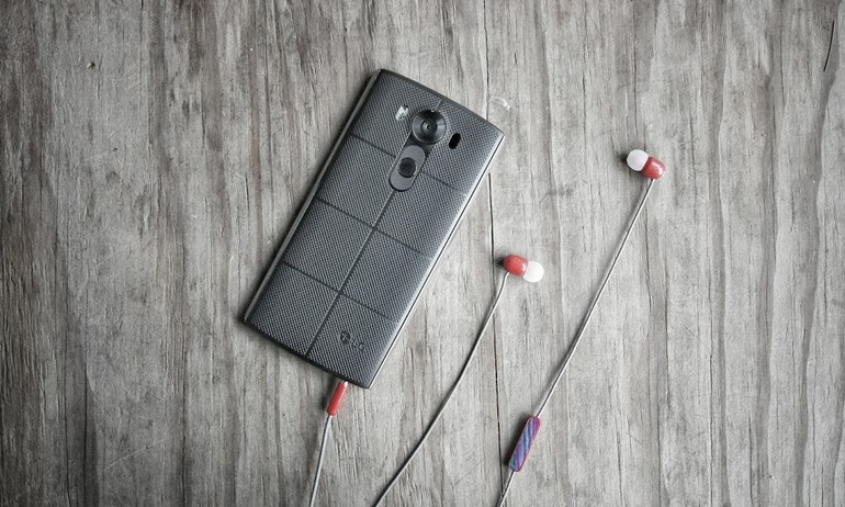 LG V20 sẽ có chip Quad DAC 32-bit mới, ESS sản xuất