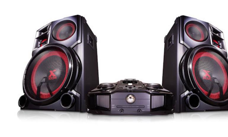 Lộ diện dòng sản phẩm âm thanh năm 2016 của LG
