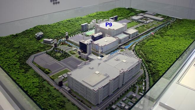 LG đầu tư gần 9 tỷ USD xây dựng nhà máy panel OLED mới