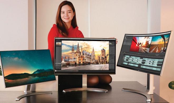 Lộ diện series màn hình PC mới của LG trong năm 2016, vẫn là IPS