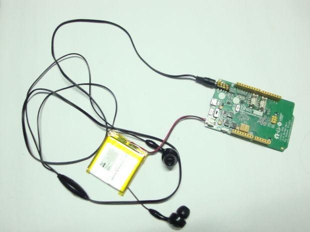 Tự làm máy nghe nhạc DIY với MediaTek Linkit ONE