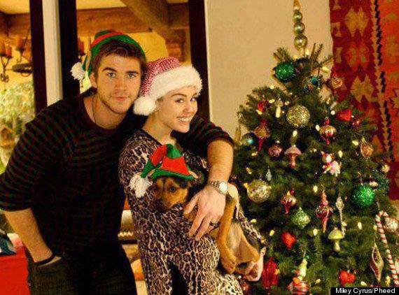 Miley Cyrus hát về nỗi buồn đêm Giáng Sinh
