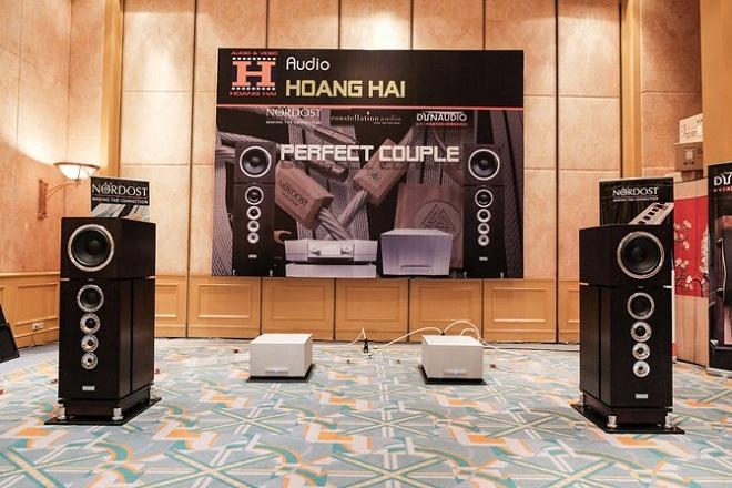 Triển lãm âm thanh tại Hà Nội: Dấu ấn Nordost