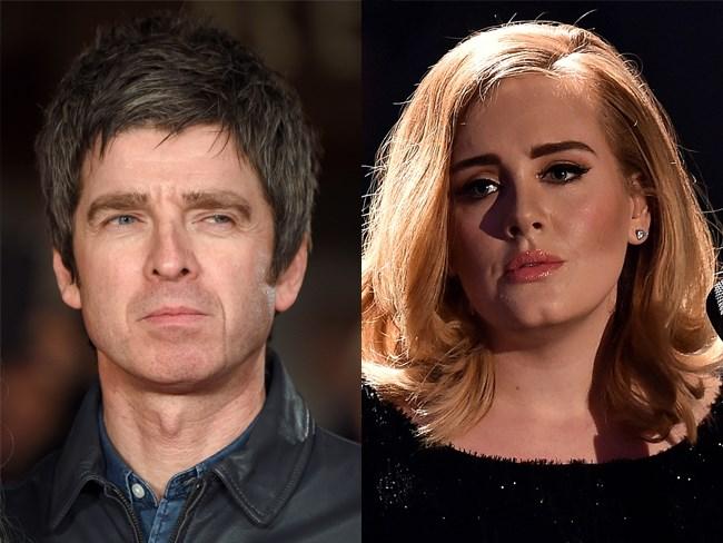 """Oasis: """"Chỉ có mấy bà già mới nghe Adele"""""""