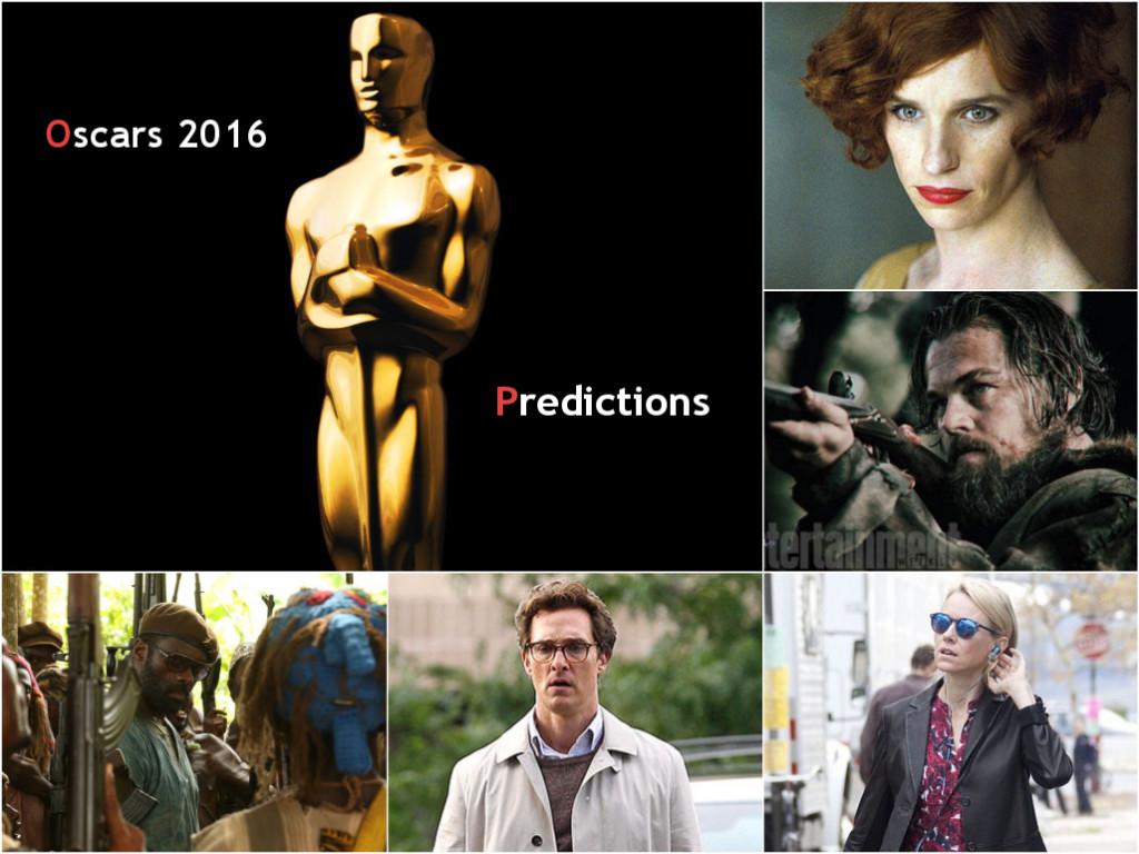 Oscar 2016: Lộ diện anh tài tại các hạng mục