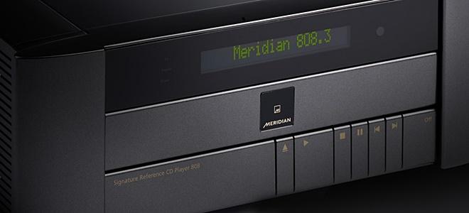 Meridian chính thức ra mắt 808v6 Signature CD Player, giá gần nửa tỷ đồng