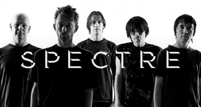 """Radiohead tiết lộ ca khúc chủ đề """"hụt"""" của """"007: Spectre"""""""